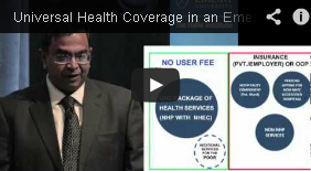 Presentation on Universal Health Coverage